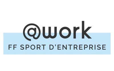 @WORK by FFSE : la solution qui facilite le sport en entreprise