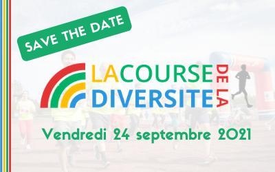 [SAVE THE DATE 📅] La Course de la Diversité 2021 – Métropole de Lyon