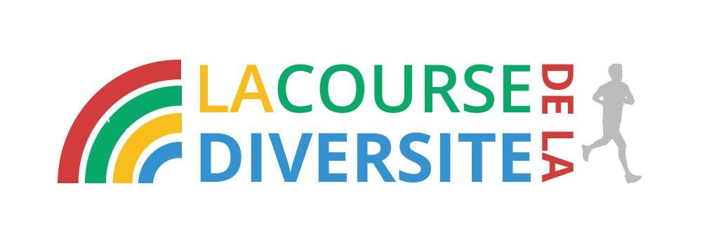 logo course de la diversite